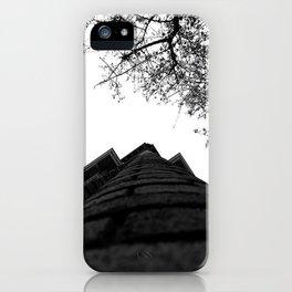 Tree Village iPhone Case