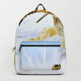 Archibald Thorburn - Winter Woodcock - Digital Remastered Edition Backpack