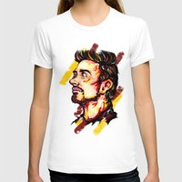 sansa stark T-shirts featuring Tony Stark by AlysIndigo
