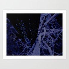 Modern Nature Art Print