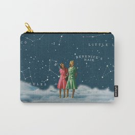 A walk on the Clouds // On Friendship Carry-All Pouch
