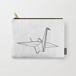 Origami Crane - Peace Crane Carry-All Pouch