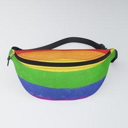 Gay Pride Flag LGBQT Fanny Pack