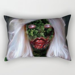 Ghost Of Laura Rectangular Pillow