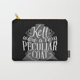 Peculiar (on dark) Carry-All Pouch