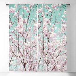Sakura Tree Blackout Curtain