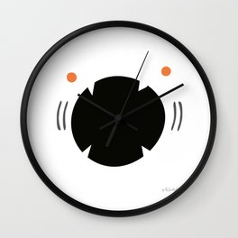 I'm a monster Wall Clock