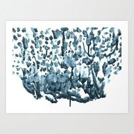 Cow 02 Art Print