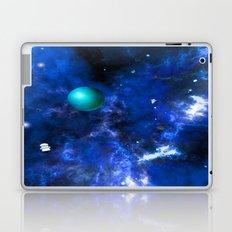 Hegemony in ultramarine blue Laptop & iPad Skin