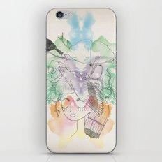Au Printemps iPhone & iPod Skin
