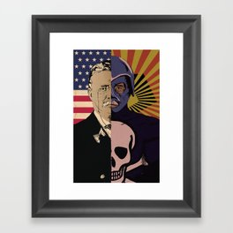 Roosevelt Framed Art Print