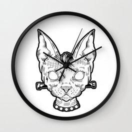 katfrenstein Wall Clock