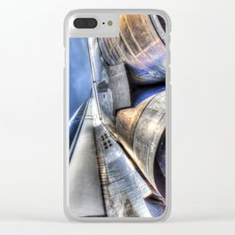 Tupolev TU-144 Clear iPhone Case