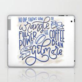 Drink Coffee Like a Gilmore Laptop & iPad Skin