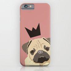 Royal pug iPhone 6s Slim Case