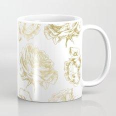Roses Gold Mug