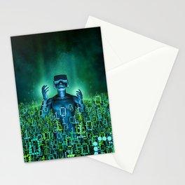 Virtual Dawn Stationery Cards