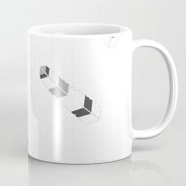 Embossedfeatherspat Coffee Mug