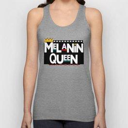 Melanin Queen Unisex Tank Top