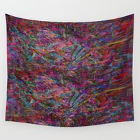 trip Wall Tapestries featuring Trip by NaturePrincess