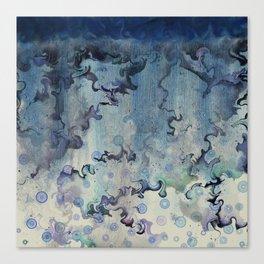 Echo of a Storm Canvas Print
