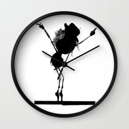 The Letter Y Wall Clock