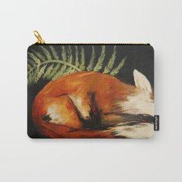 Fox Folk Carry-All Pouch