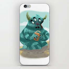 Death of the Imagination iPhone Skin