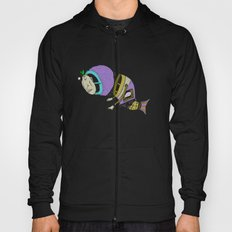 Monsta Fish Hoody