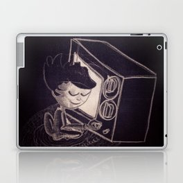 Vintage TV Laptop & iPad Skin