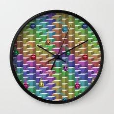 Gluons Wall Clock