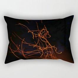 Sparks of Light Rectangular Pillow