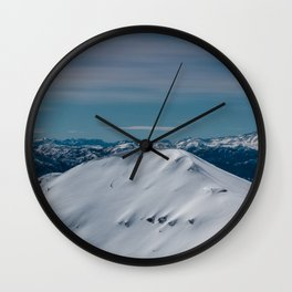 SASS Chile Wall Clock