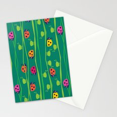 My Little Helpers Dark Stationery Cards