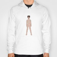 ghostbusters Hoodies featuring Ghostbusters - Gozer by V.L4B