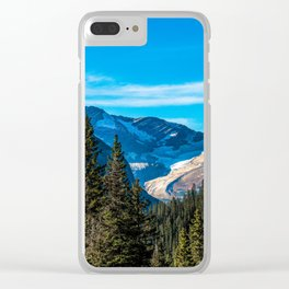 Wonders of the Wild Clear iPhone Case