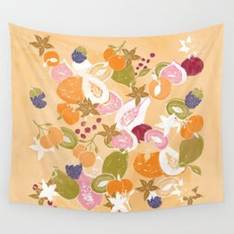 Fruit Salad Wall Tapestry
