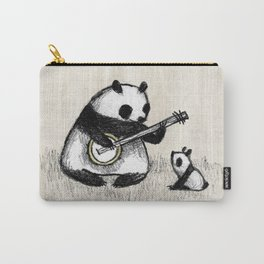 Banjo Panda Carry-All Pouch