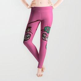 BadA$$ Bubblegum Leggings
