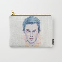 Bring Color Carry-All Pouch