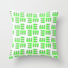 Hara Hara Pakola, Ice Cream Soda Throw Pillow