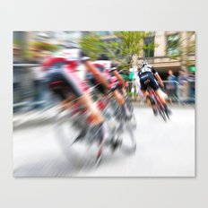 Lucky Number 13 Canvas Print