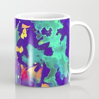 under the sea Mugs featuring Under the Sea by Adaralbion
