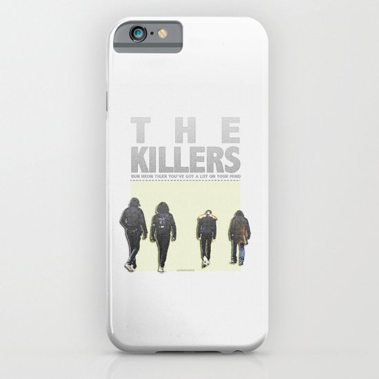 Neon Tiger Print iPhone & iPod Case