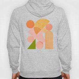 Abstraction_SHAPES_COLOR_Minimalism_002 Hoody