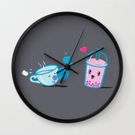 Serendipi-Teas Wall Clock