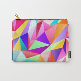 Geometric No.11 Carry-All Pouch