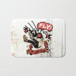 FLY! Bath Mat