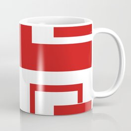 Geometric Abstract Design - Project 4.6 Coffee Mug