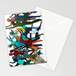 Dancing your own step Stationery Cards